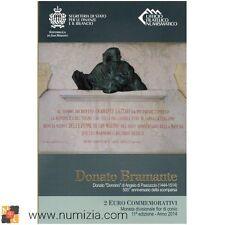 SAN MARIN 2 - 500º Anniversaire de la muerte Donato Bramante (FDC)