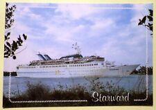ms Starward. Norwegian Cruise Line. NCL. Passenger Cruise Ship Ocean Liner. Boat
