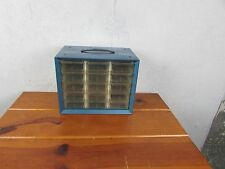 AKRO MILS METAL SMALL PARTS TOOLS STORAGE BOX BIN CABINET CASE CRAFTS 15 DRAWER