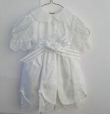 Robe De Baptême   18 mois