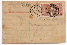 Mute cancellation Odessa Istanbul, Turkey 1925