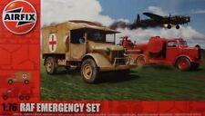 R.A.F. Emergency Set (Ambulanz & Löschwagen) - 1/76 - Airfix
