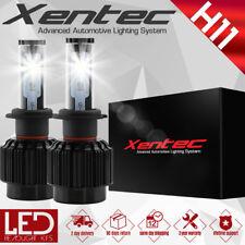 XENTEC LED HID Headlight kit 388W 38800LM H11 6000K 2012-2014 Toyota Prius C