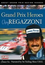 Clay Regazzoni - Grand Prix Heroes (New DVD) Narrated by Sir Stirling Moss