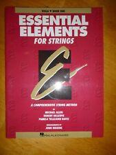 Essential Elements for Strings – Viola Book 1 (Original Series)
