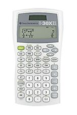 TEXAS INSTRUMENTS TI-30X-IIS WHITE SCIENTIFIC CALCULATOR *New in Retail PACKAGE!