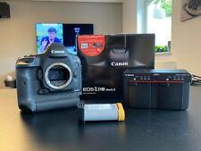 Canon eos-1d X Mark II 20.2mp DSLR-cámara bajo 2000 activaciones! nuevo