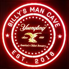 Yuengling Beer Led Sign Personalized, Home bar pub Sign, Lighted Sign