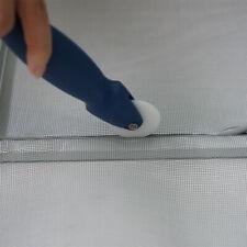 """36"""" X 84"""" GRAY Fiberglass Screen Replacement Roll Door Window Screening Repair"""