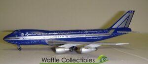 1:400 Dragon Wings Alitalia B 747-200 I-DEMF 3225 55082 Airplane Model
