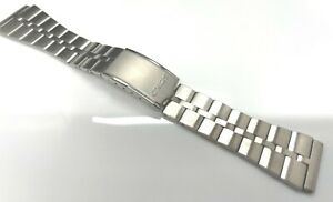 Band for Seiko 6138-0040 6138-0049 Fishbone Bracelet Z040S  Bullhead Strap A3