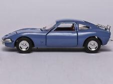 1/43 Atlas Dinky Toys 1421 OPEL GT 1900 SPEED WHEELS NOUVEAU Diecast Car Model