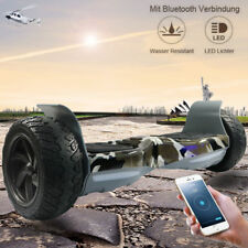 """Patinete Eléctrico Hummer 8.5""""Off-road scooter Bluetooth overboard monopatín"""