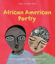 Poetry for Young People: African American Poetry (2013, Hardcover)