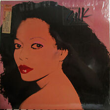 Diana Ross - Silk Electric  (Andy Warhol cover art) (sealed) (of The Supremes)