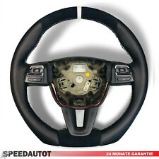 Tuning Alcantara Leather steering wheel SEAT ALTEA,LEOn