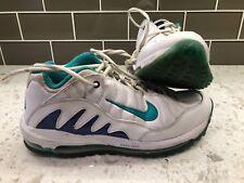 Nike Air TOTAL GRIFFEY JR MAX 99 WHITE / ROYAL BLUE 488329-100 Size 10