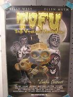 "Vintage TOFU The Vegan Zombie Movie Poster-24""x36""   (SVPO-105)"