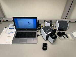 Agilent Cary 630 FTIR Spectrometer ATR Benchtop Potency Analyzer Kit w/Warranty