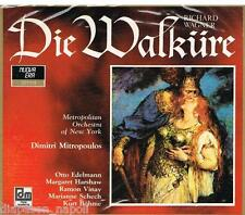 Wagner: Die Walkure / Mitropoulos, Edelmann, Vinay, Bohme, Met 1957 - CD