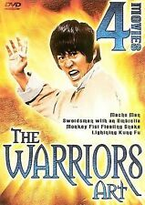 The Warrior's Art Various DVD Used - Very Good