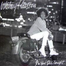WHITNEY HOUSTON I´m Your Baby Tonight CD Album 1990 R&B / Soul / Pop Klassiker !