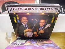 The Osborne Brothers Some Things I Want To Sing About LP 1984 Sugar Hill EX
