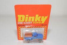 ? DINKY TOYS HONG KONG 110 STEPSIDE PICK-UP BLUE MINT SEALED BOXED