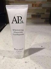 Nu Skin Whitening Fluoride Toothpaste AP24 NEW EXP: 09/2019