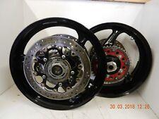 Suzuki GSX1300R ABS Hayabusa 08-17 Front & Rear Wheels, A/M Sprocket & Discs