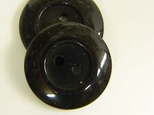 NEW 25 3/4 INCH BLACK PEARL MIKE FINISH BUTTONS