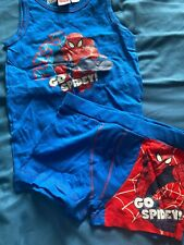 Spiderman Underclothes/pjs Size 5-6