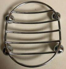 Wire soap dish new 4 x 3 1/4 inches