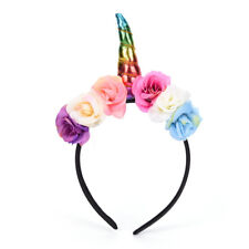 Magical Unicorn Horn  Party Kid Hair Headband Fancy Dress Cosplay Decorative UK