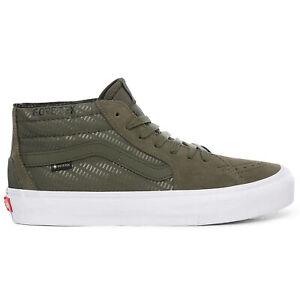 Schuhe Vans  Sk8 Mid Gore Tex  VN0A4VJE24U - 9M