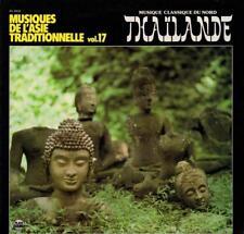 Musiques de L´Asie Traditionnelle Vol. 17 Musique Classique du Nord Thailande