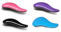Easy Tease Anti-Tangle Kids Childrens Hairbrush Painless Brushing ALL HAIR TYPES