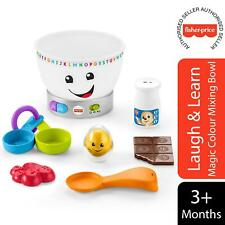Fisher-Price Laugh and Learn Magic Colour Mixing Bowl