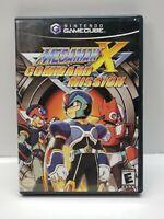 Mega Man X Command Mission (Nintendo GameCube, 2004) No Manual  Tested