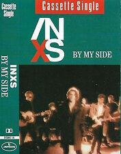 INXS By My Side CASSETTE SINGLE Pop Rock, Synth-pop