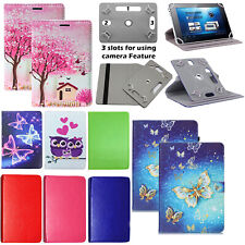 """For Samsung Galaxy Tab A 8.0"""" 2019 Universal PU Leather Flip Stand Case Cover"""
