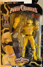 "Power Rangers Ninja Storm Legacy Collection  Yellow Ranger 6"" Figure NIB"
