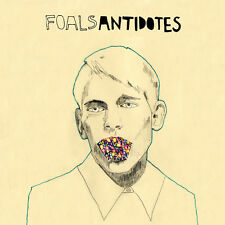 Foals ANTIDOTES Debut Album +MP3s SUB POP New Sealed Vinyl Record LP