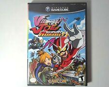 Viewtiful Joe: Red Hot Rumble (Nintendo GameCube, 2005) CIB