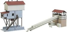 Faller 190276 Gravel Works or Sand Factory with 5 Models New; at Faller Sold Out
