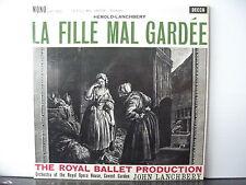 DECCA LXT 5682 HEROLD-LANCHBERRY La Fille Mal Gardee JOHN LANCHBERRY VINYL LP