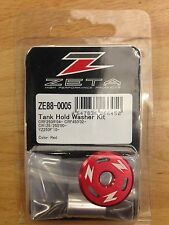 ZETA TANK HOLD WASHER KIT RED CRF 250 450  CR 125 250 2002-2016 YZF 250 10-13