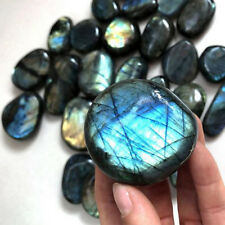 1pc Natural Colourful Polished Mineral Specimen Jerwery Crystal Moonlight Stone
