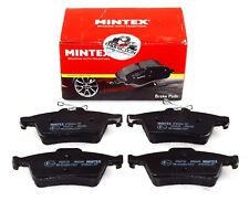 MINTEX REAR BRAKE PADS VAUXHALL RENAULT JAGUAR MDB2686 (REAL IMAGE OF PART)