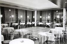 19461 Foto AK siderurgico città Hog Hotel Lunik vista di interni CAFE 1965